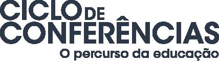 Logotipo Ciclo de Conferências