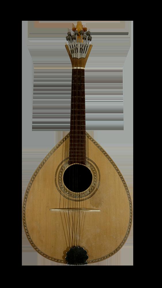 Instrumento musical do Colégio Andaluz