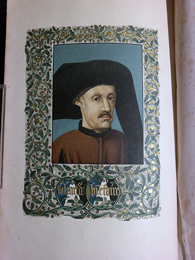 The life of prince Henry of Portugal, Livro