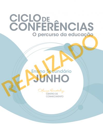 Ciclo de Conferências, Outubro