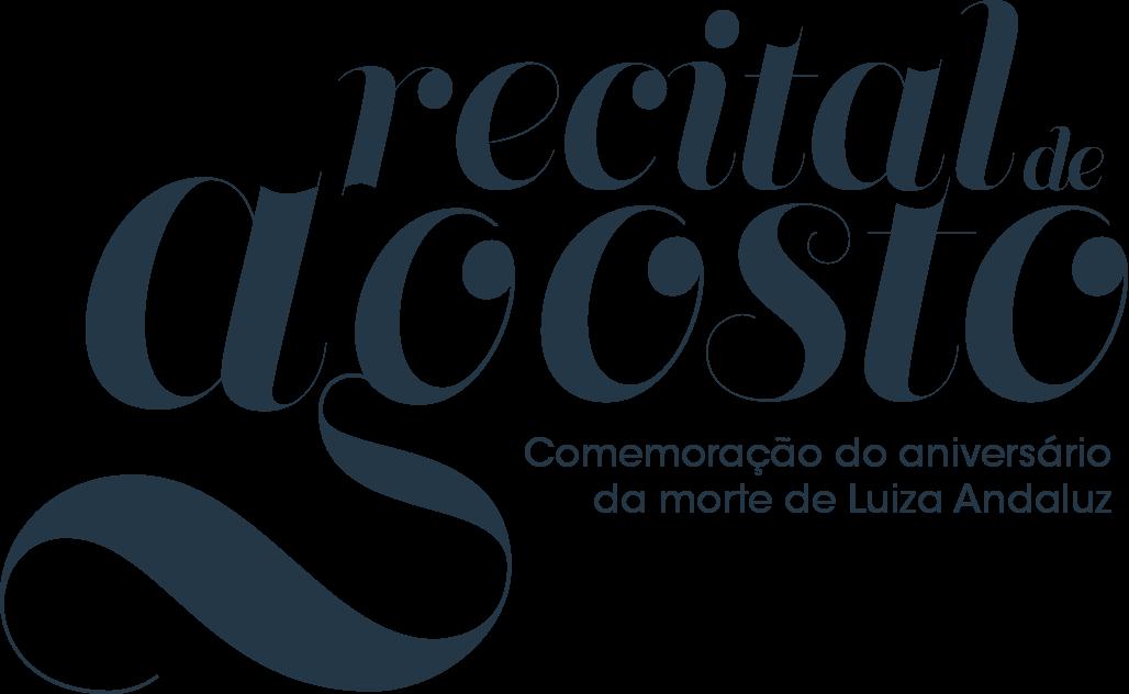 Recital de Agosto, Logotipo
